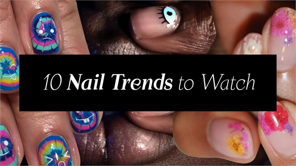 10 Nail Trends to Watch