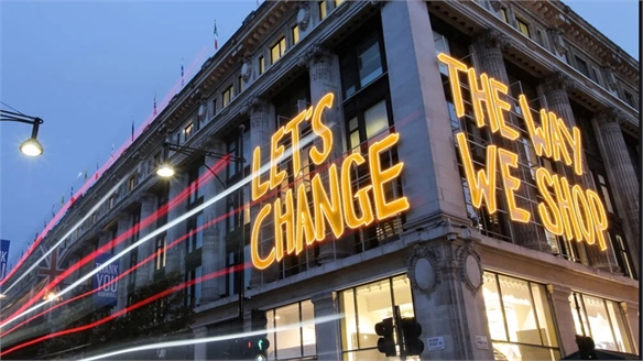 Selfridges Launches Ethical Retail Push 'Project Earth'