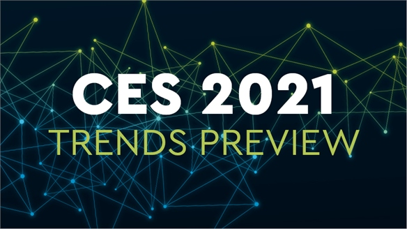 CES 2021: Trends Preview