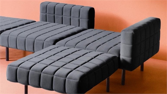 BIG's Modular & Repairable Sofa Promises to Last a Lifetime
