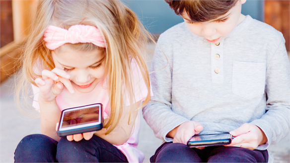 New Survey Reveals Top Media Trends for UK Kids