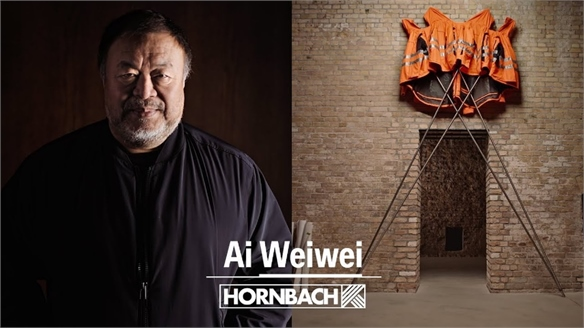Hornbach Partners with Ai Weiwei to Democratise Art