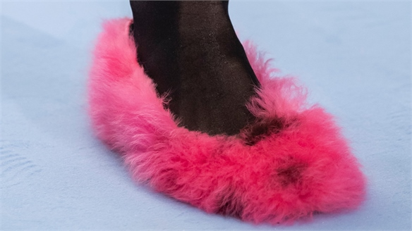 A/W 20 London: Footwear & Accessories