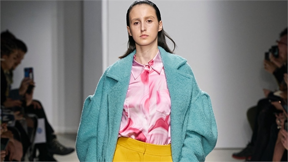 A/W 20 Milan: Colour Directions