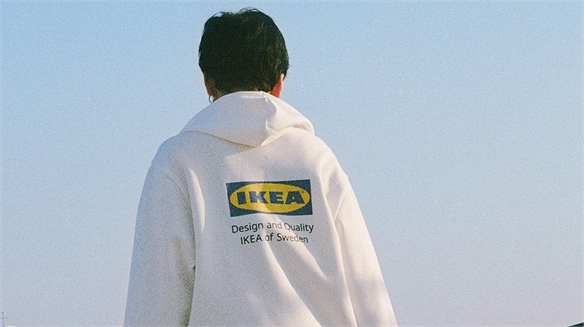 Ikea's Apparel Collection Subverts Streetwear