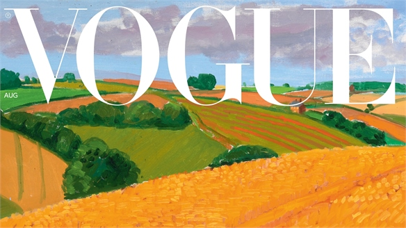 Vogue Cover Calls for a Global Reset