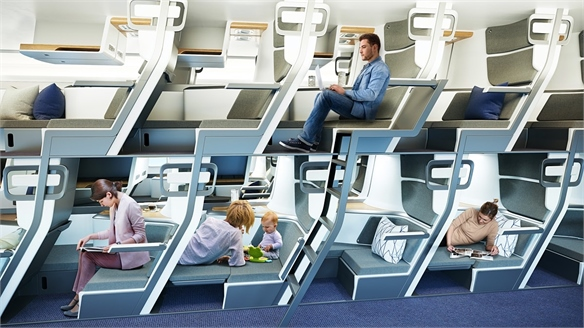 Are Lie-Flat Airline Seats the Future of Premium Economy?