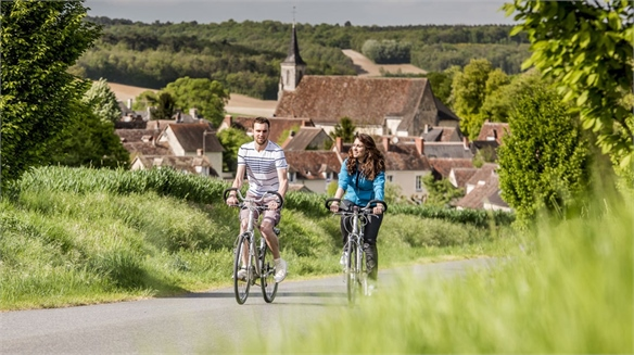 Gentle Cycling Tours for UK Staycationers