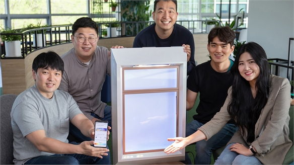 Samsung Start-up Produces Circadian Lighting Windows