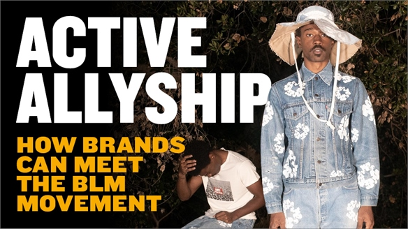 Active Allyship: How Brands Can Meet the BLM Movement