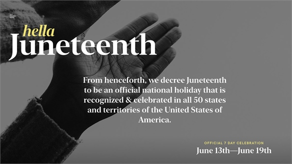 How Brands Honour Juneteenth