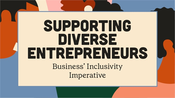 Supporting Diverse Entrepreneurs