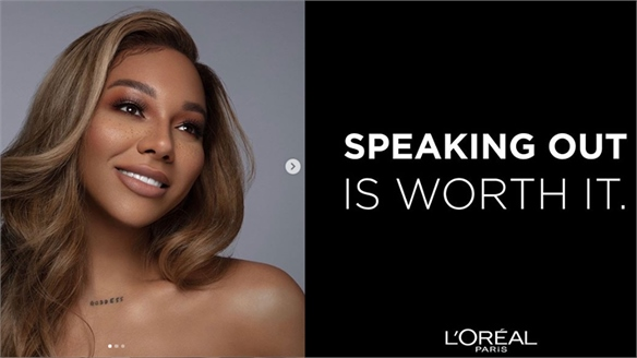 L'Oréal & Munroe Bergdorf Reconcile Following Racism Row