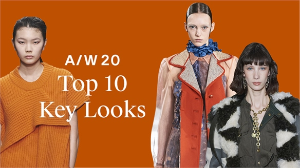 A/W 20: Top 10 Key Looks