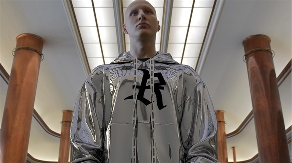 Digital Hoodie Released for Isolated Consumers