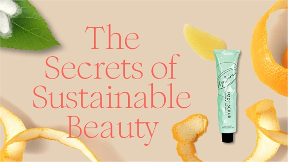 The Secrets of Sustainable Beauty