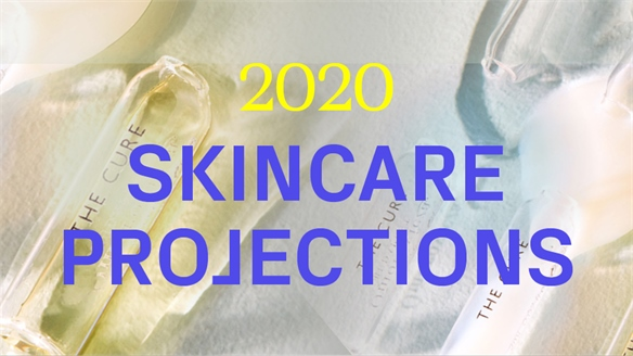 Skincare Projections 2020
