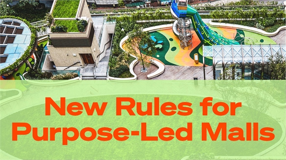 New Rules for Purpose-Led Malls