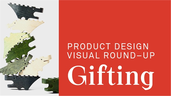 Product Design Visual Round-Up: Gifting