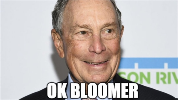 Mike Bloomberg & the Limits of Commodified Memes