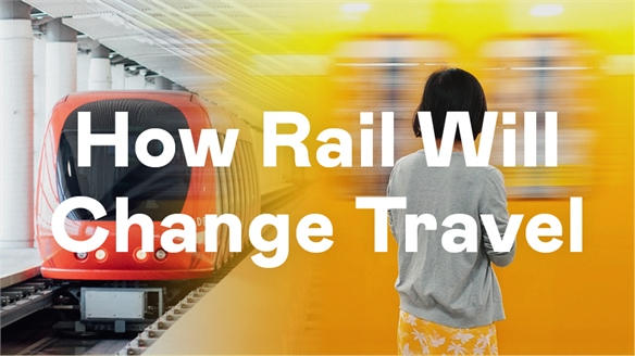 How Rail Will Change Travel