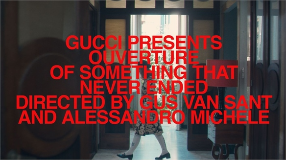 Gucci Launches Film Festival as Catwalk Alternative