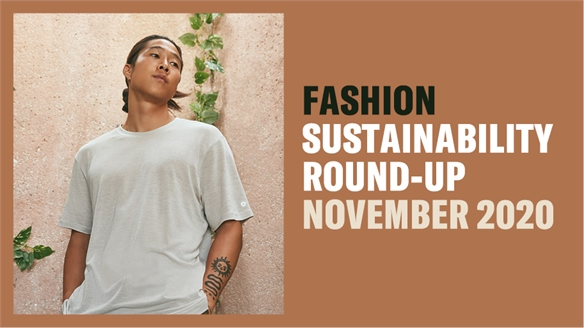 Fashion Sustainability Round-Up: November 2020
