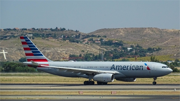 American Airlines' At-Home Pre-Departure Testing Scheme