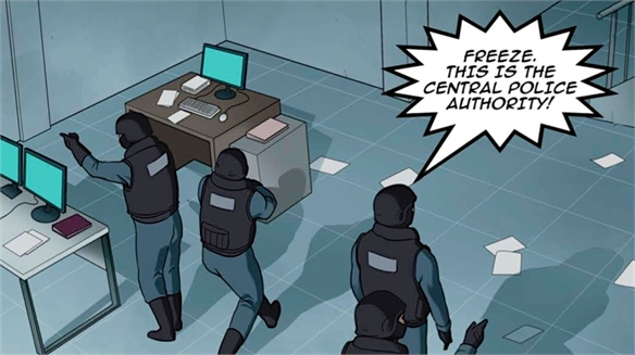 US Government Launches Graphic Novel to Fight Misinformation