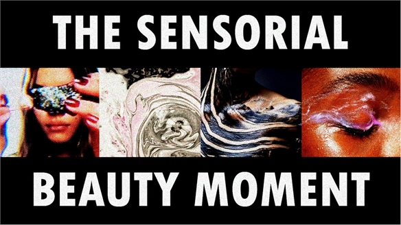 The Sensorial Beauty Moment