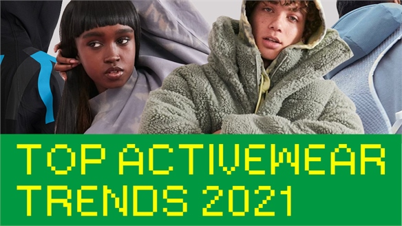 Top Activewear Trends 2021