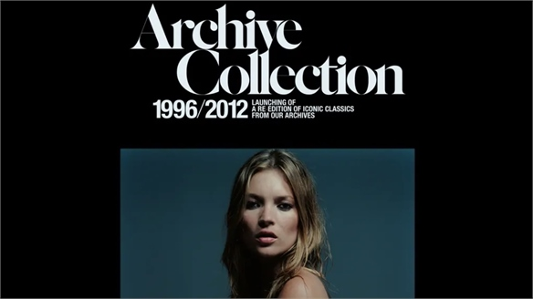 Zara Revives the Archive
