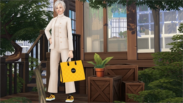 Gucci Enlists 'Modders' for The Sims Collaboration