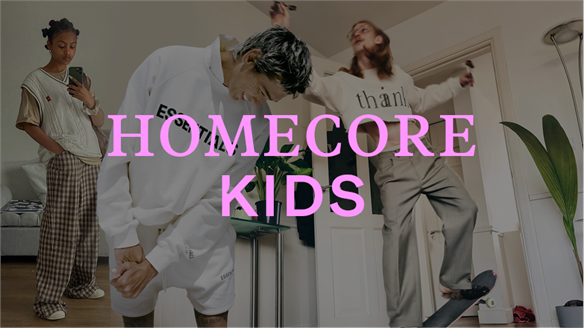 Youth Style Collectives 2021: Homecore Kids