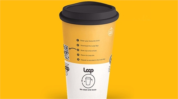 McDonald's & Loop Launch Reusable Cup Scheme