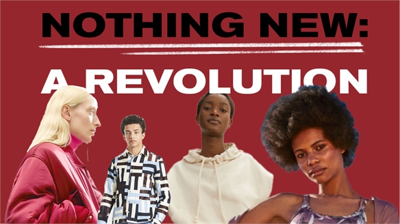 Nothing New: A Revolution
