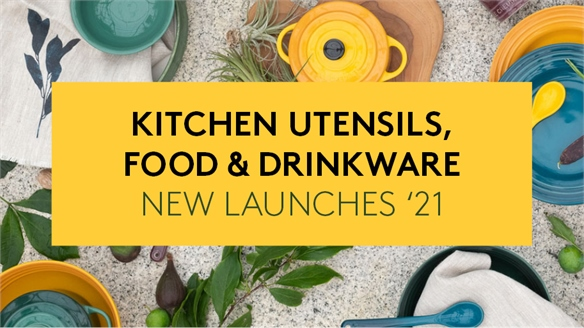 Kitchen Utensils, Food & Drinkware: New Launches '21