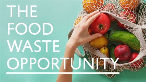 The Food Waste Opportunity