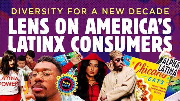 Diversity for a New Decade: Lens on America's Latinx