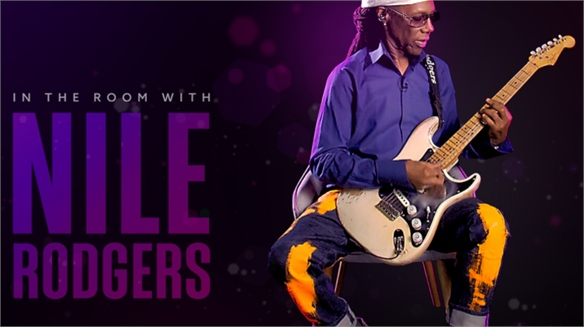 Nile Rodgers Mediates Fan Interaction via Machine Learning