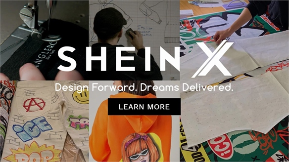 Shein X Platform Promotes Independent Collaborations