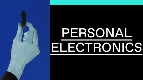 CES 2021: Personal Electronics