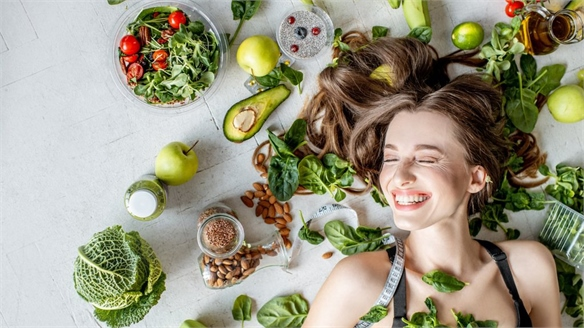 Personalised Meal Plan Targets Skin Issues