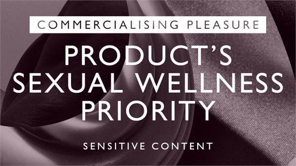 Product's Sexual Wellness Priority