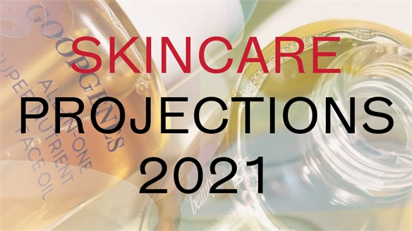 Skincare Projections 2021