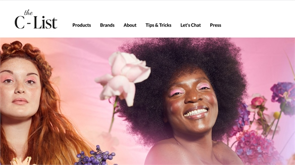 C-List: New Beauty Platform Caters to People with Cancer