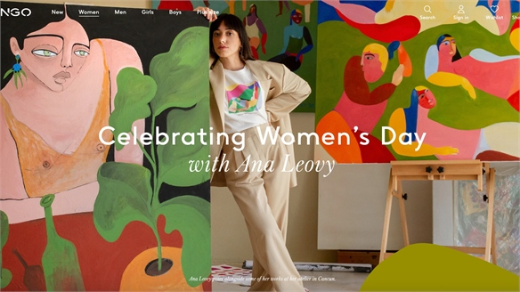 Brands Celebrate International Women's Day 2021