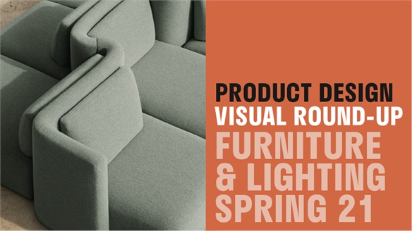 Product Design Visual Round-Up: Furniture & Lighting 2021