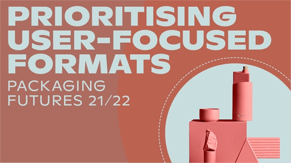 Packaging Futures 21/22: Prioritising User-Focused Formats
