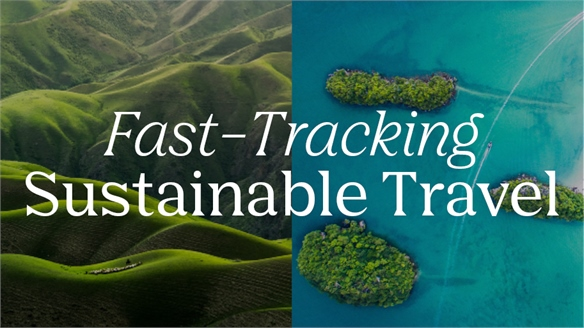 Fast-Tracking Sustainable Travel